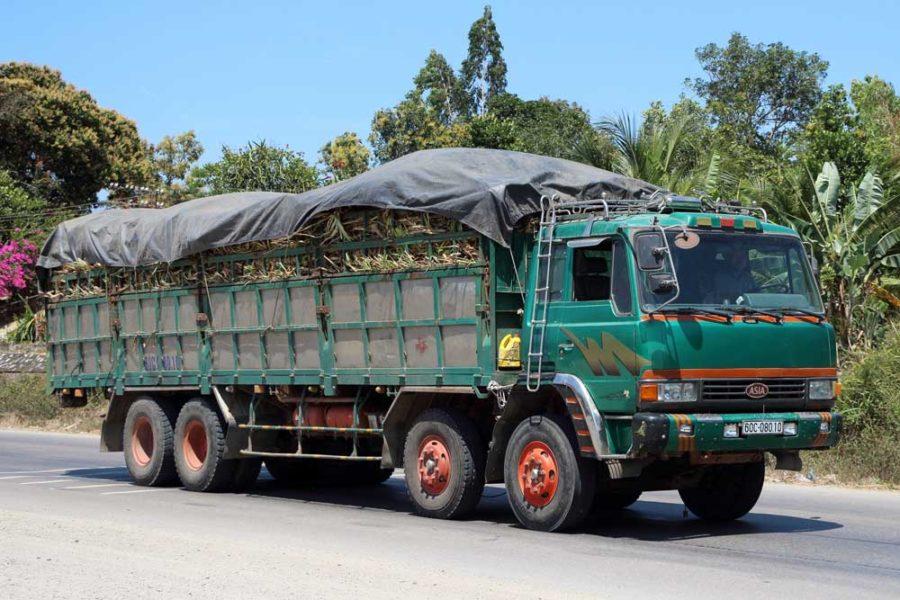 india truck